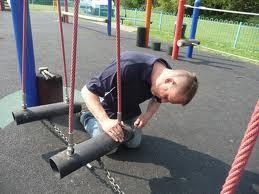 Repair Swings and Equipment